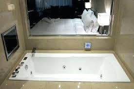 small bathtub the tango bath tub with panel jetted corner jacuzzi tubs amazing whirlpool