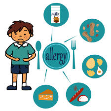Babysitting Children with Food Allergies and Intolerances