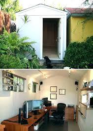 backyard office pod. Prefab Office Shed Backyard Kits . Pod