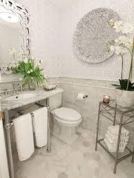 Tile Entire Bathroom Mediterranean Bathrooms Hgtv