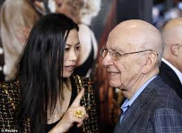 Tony Blair, Wendi Deng and the email trail that fuelled Rupert Murdoch's  suspicions | Daily Mail Online