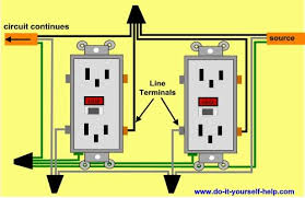 gfci electrocution page 2 reef central online community proper dual gfci wiring on a single circuit