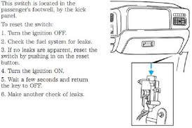 similiar 2000 explorer sport inertia keywords 2002 ford explorer fuel pump inertia switch location image