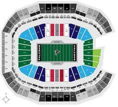 Mercedes Benz Stadium Atlanta Falcons Football Stadium