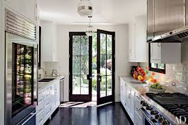 french doors in kitchen. Unique French Door Between Kitchen And Mini Garden Or Lanai French Renovation  Inspiration  Architectural Digest Throughout Doors In Kitchen Pinterest