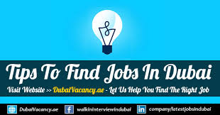 Tips To Find A Job Tips To Get A Job In Dubai Many Tips November 2019