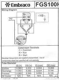 refrigerator wiring diagram compressor wiring diagram simonand copeland compressor wiring single phase at Compressor Wiring Diagram
