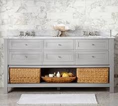 bathroom vanity double. Modren Bathroom Classic Double Sink Vanity  Gray For Bathroom