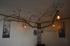 firefly branch chandelier diy tree branch light diy branch globe chandelier modern chandelier