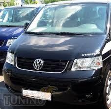 <b>хромированная окантовка решетки</b> радиатора Volkswagen T5