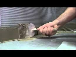 jackoboard wetroom shower tray installation concrete floor english
