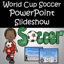 World Cup Soccer Powerpoint Presentation By Fun Finds For Teachers