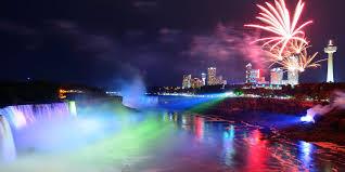 Niagara Falls Holiday Lights Best Winter Festivals In Canada Marriott Traveler