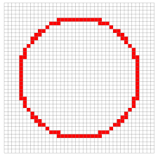 Pixel grid images +1,000 free graphic resources. Pixelized Circle In Tikz Tex Latex Stack Exchange