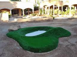 backyard putting green diy surprise fake grass gotha florida commercial landscape decorating ideas 31