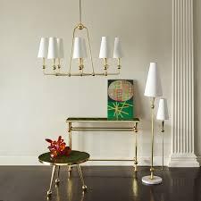 caracas floor lamp  modern lighting  jonathan adler
