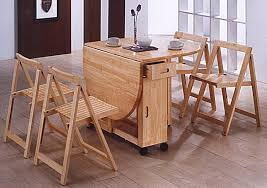 John Lewis Butterfly Drop Leaf Folding Dining Table And 4 Chairs
