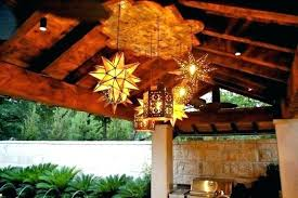 mexican lights great deluxe pendant regarding and 3 light creative