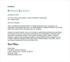 Experience Certificate Format Telecaller Copy Sample Experience