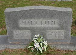 Thomas E. Horton (1886-1925) - Find A Grave Memorial