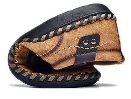 Phefee <b>Mens Comfy</b> Lightweight Round Toe Shoes for <b>Mens</b> ...