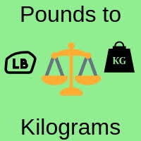 Weight Chart Pounds To Kilograms Pounds To Kilograms Calculator Results In Kilograms And Grams