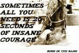 Barrel Racing Quotes Inspiration Barrel Racing Quotes Courage Barrel Racing Quotes Equine