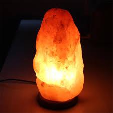 Salt Light Hot Item Wholesale Irregular Himalayan Salt Light Salt Lamp Polish Salt Lamp