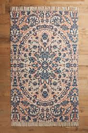 fl pattern dark floor rug