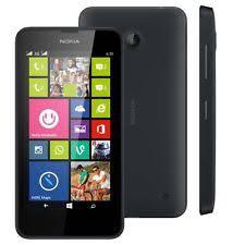 nokia new phone. brand new nokia lumia 630 black 8gb unlock smart phone 5mp camera windows 8.1 nokia new phone