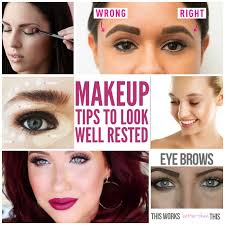 makeup tips to look like you re not tired