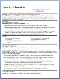 Sample Electrical Engineer Resume Electrical Engineer Resume Format