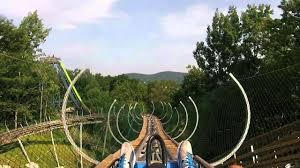 Alpine Park Alpine Mountain Coaster At Mountain Creek Youtube
