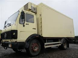 1217 l numéro de châssis je consulte les annonces: Mercedes Benz 1217 Refrigerator Truck From Netherlands For Sale At Truck1 Id 2632948