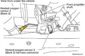 2001 nissan sentra o2 sensor wiring 2001 wiring diagrams O2 Sensor Wiring at 2000 Quest 02 Sensor Wiring Diagram