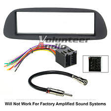 dodge sprinter radio 2003 2006 sprinter radio dash installation trim kit bezel wire harness antenna fits