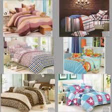 easy comfort 4in1 random design bed sheet queen size 72