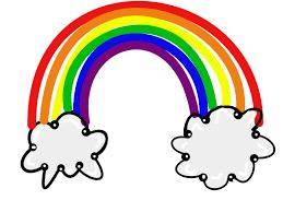 50 Free Rainbow Clip Art - Cliparting.com