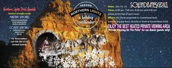 Light Show In Sedona Az Sedona Northern Lights 2018 Sound Bites Grill