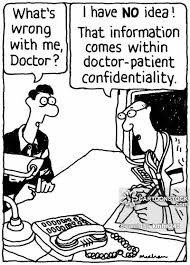 Confidentiality Cartoons And Comics - Funny Pictures From Cartoonstock