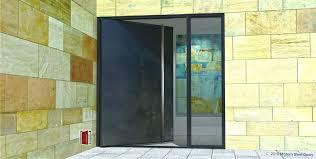glass entry doors entry door modern custom steel and glass doors modern stainless steel entry doors