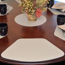 placemats for round table cybersafesurrey placemats for round table interior design ideas