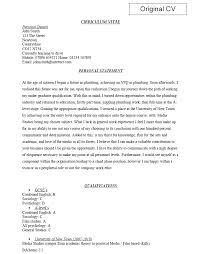 Example Of Profile Essay Personal Profile Resume Samples Under Fontanacountryinn Com