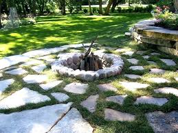 building an fire pit inspirational in ground ideas homes inground your own id