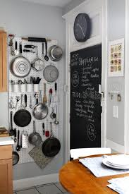 Creative Storage For Small Kitchens Painted Kitchen Cabinet Ideas And Kitchen Makeover Reveal The