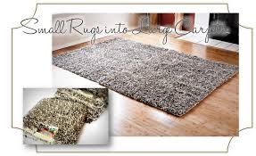 finding aloha diy turn accent rugs into large area dma homes