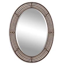 Bronze Mirror Bathroom Antique Bronze Bathroom Mirrors Rapnacionalinfo