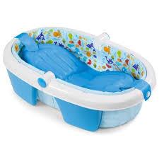 summer infant newborn to toddler foldaway baby bath
