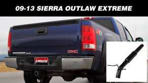 Flowmaster Outlaw Extreme Cat-back Exhaust System - 2009-2013 ...