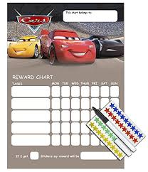 Cars Sticker Chart Kozen Jasonkellyphoto Co